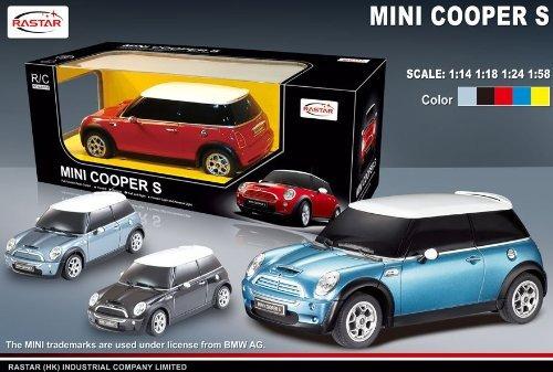1:14 mini cooper s coche de juguete rc coche de control