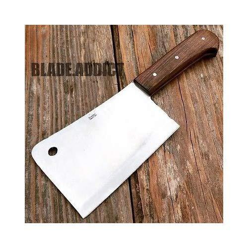 11.5-inch acero acero pesado deber meat cuchilla de carnicer