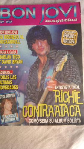 115 revista bon jovi magazine# 18