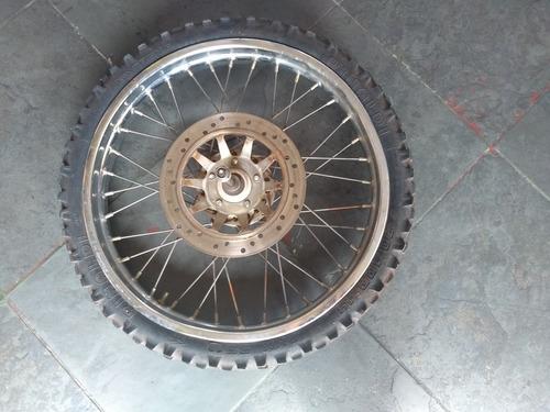 115 roda dianteira original bros 150 06