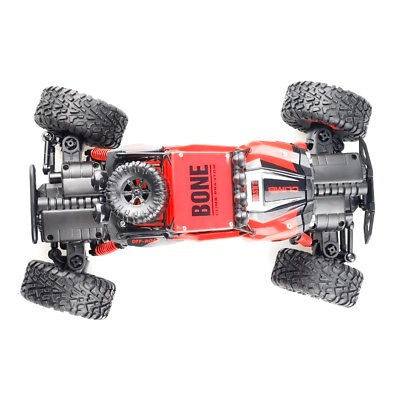 1/16 2.4ghz 4wd monstruo vehículo impulsión de eje carro rc