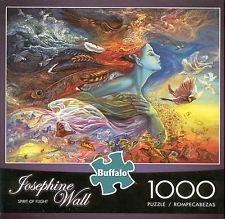 11721 wall espíritu vuelo rompecabezas buffalo 1000 piezas