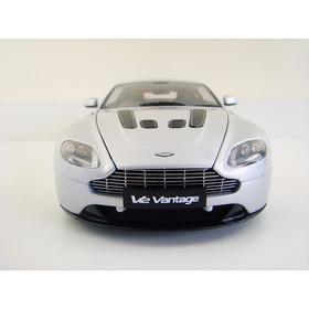 1:18 Autoart Millenium Aston Martin V12 Vantage Na Caixa