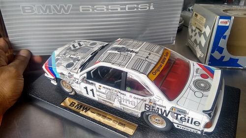 1/18 - bmw 635 csi #11 1988 - anson