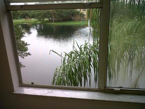 #118 miami / west palm beach / depto 2 ambientes vista lago