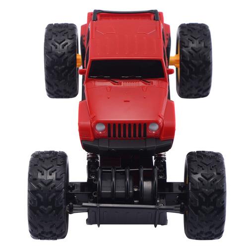 1:18 monster rc carro todo terreno coche rock crawler de