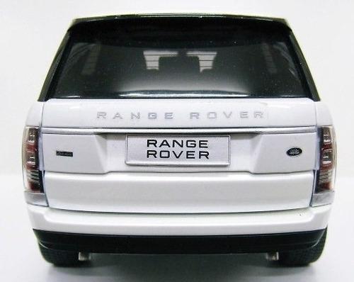 1/18 range rover gta 2015 frete gratis land autobiography