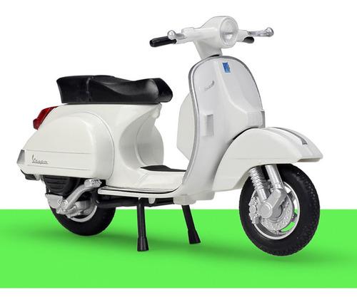 1:18 vespa juguete 946 scooter simulación de aleación mode