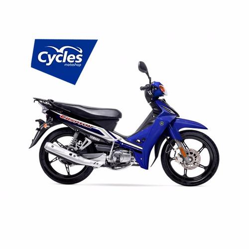12/ 18 cuotas cycles .-  yamaha  crypton 110