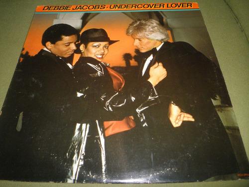 12'' album mix de debbie jacobs - undercover lover (1979)