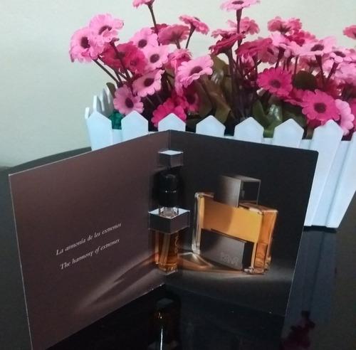 12 amostras do perfume solo loewe