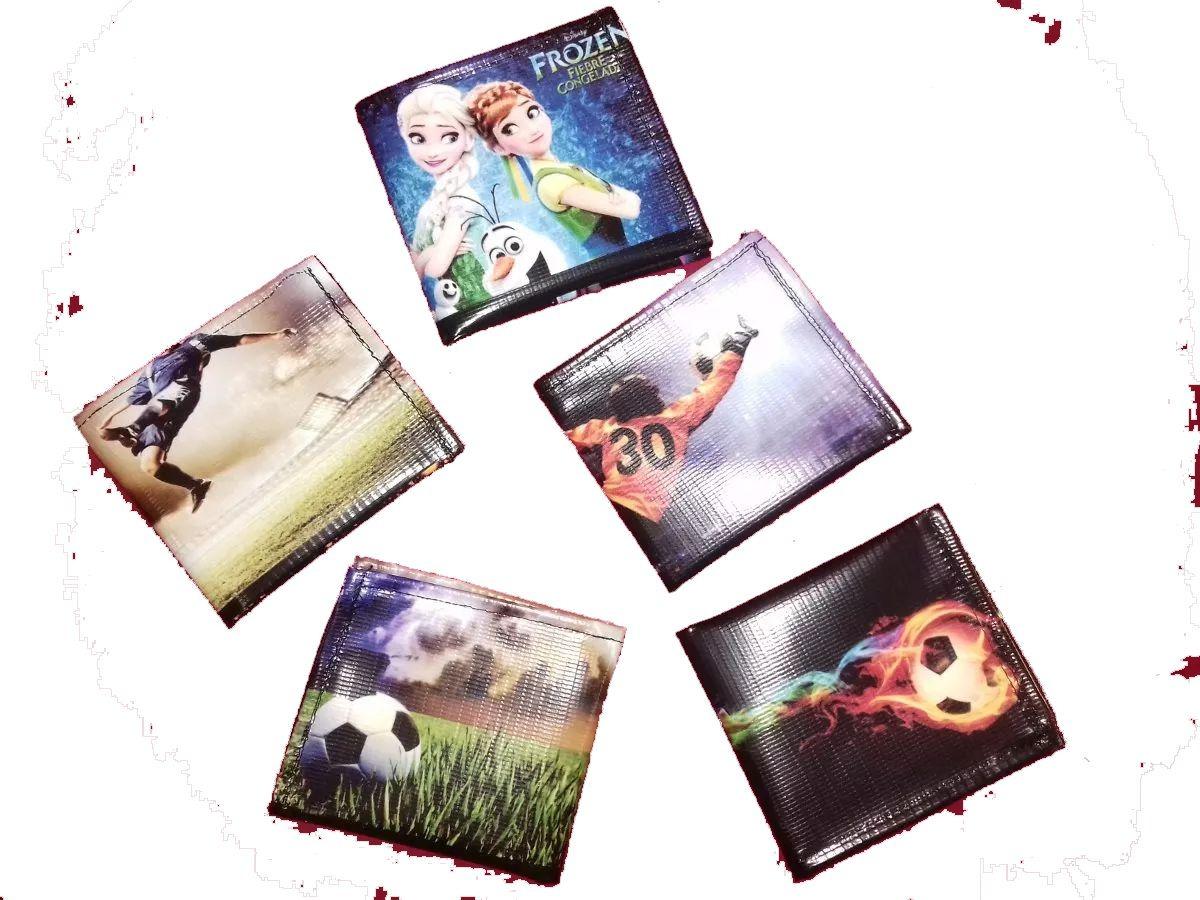 a958ded35 12 Billeteras Para Niños Personalizadas-souvenirs-cumpleaños - $ 500 ...