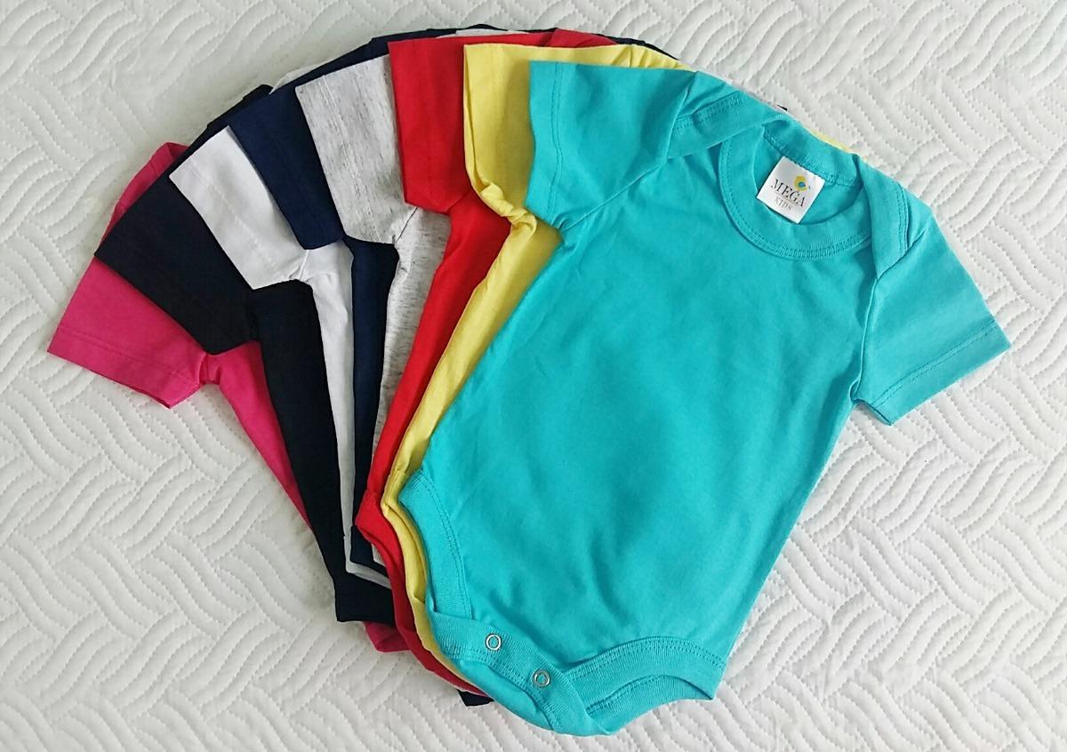 54c70897c 12 body bebê 100% algodão atacado + 1 camiseta adulto client. Carregando  zoom.