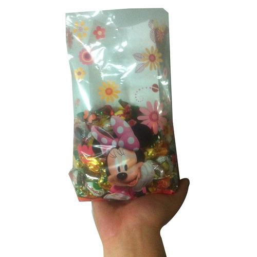 12 bolsa sorpresa minnie cumpleaños cotillon fiestaclub