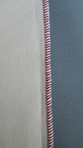 12 bolsas de crea 100% algodón 40x40cm stock disponible.