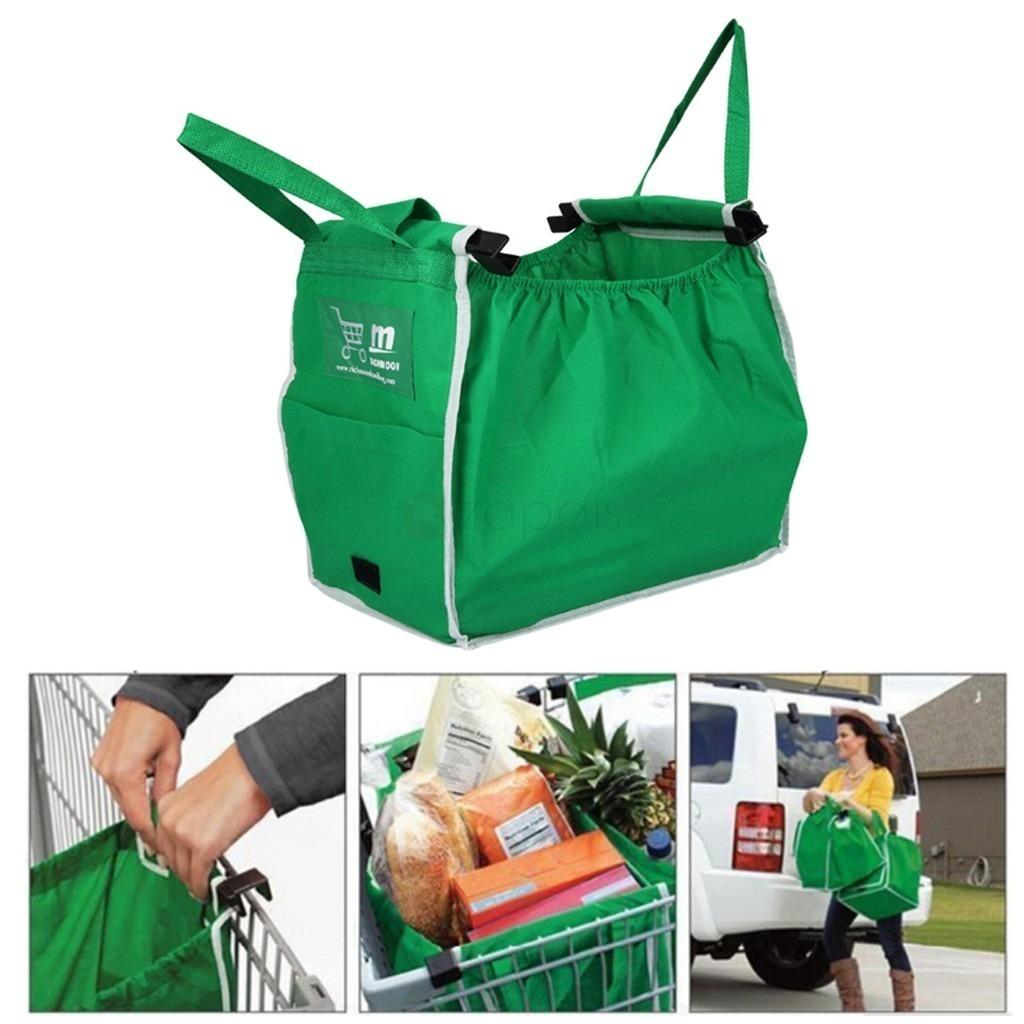 d00232919 12 bolsas ecológicas, reutilizable supermercado / mundo onli. Cargando zoom.