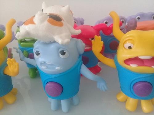 12 bonecos de filme p/ coleção, customização e diorama