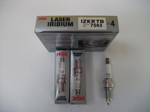 12 bujias ngk laser iridium izkr7b touareg cayene audi a3 tt