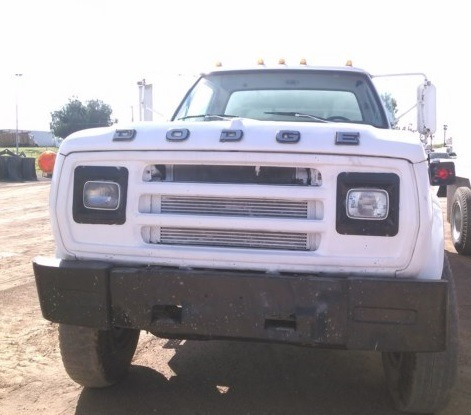 12) camion chasis dodge 1994