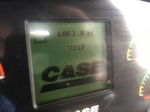 12) cargador frontal / payloader 721f case 2012