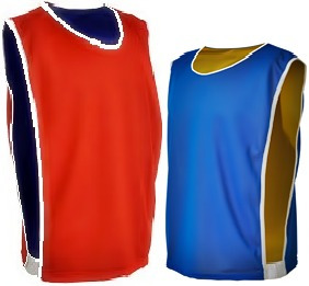 12 coletes futebol dupla face duas cores azul , verder ,etc