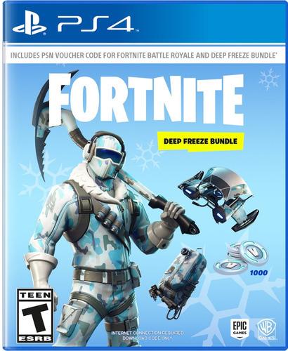 12 cuotas fijas juego fortnite deep freeze ps4 carton fisico