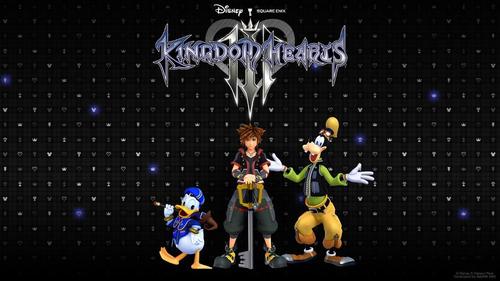 12 cuotas fijas juego ps4 kingdom hearts 3 fisico + poster