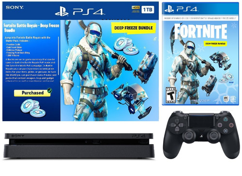 12 cuotas fijas sony playstation 4 1tb fortnite pack ps4