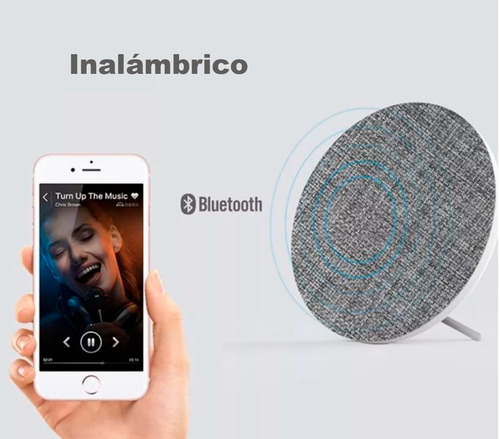 12 cuotas! parlante bluetooth extra bass aux remax