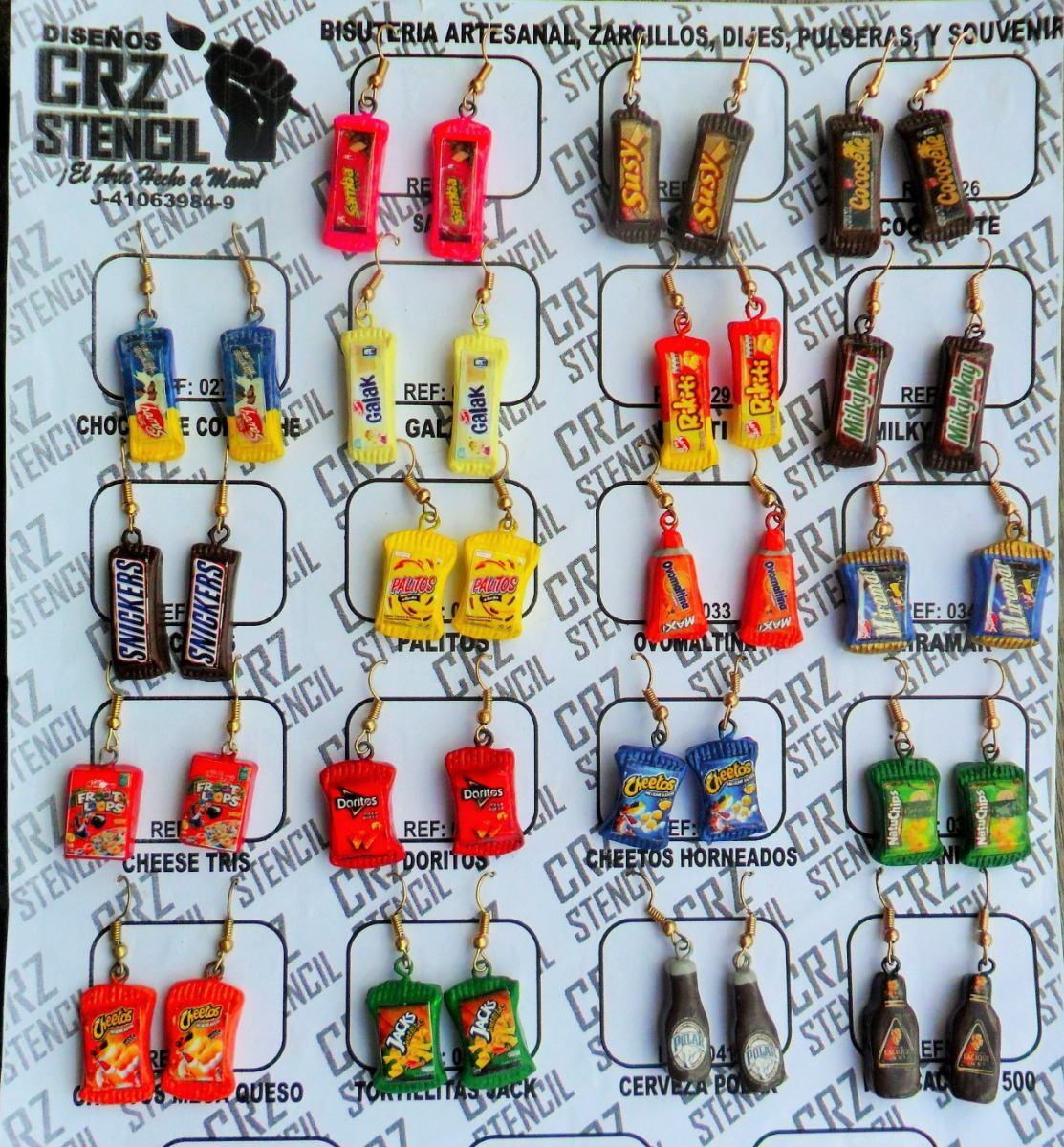 d2ae34f32237 12 Dijes De Venezuela Para Pulseras Zarcillo Soy Fabricante - Bs ...