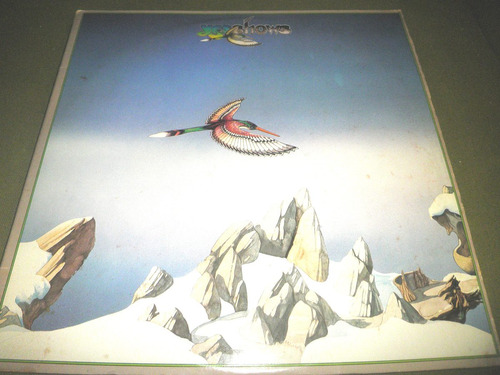 12'' doble album vinyl importado de yes - yesshows (1980)
