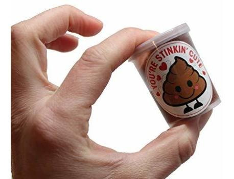 12 estás stinkin cute valentines day poop slime - poo valent