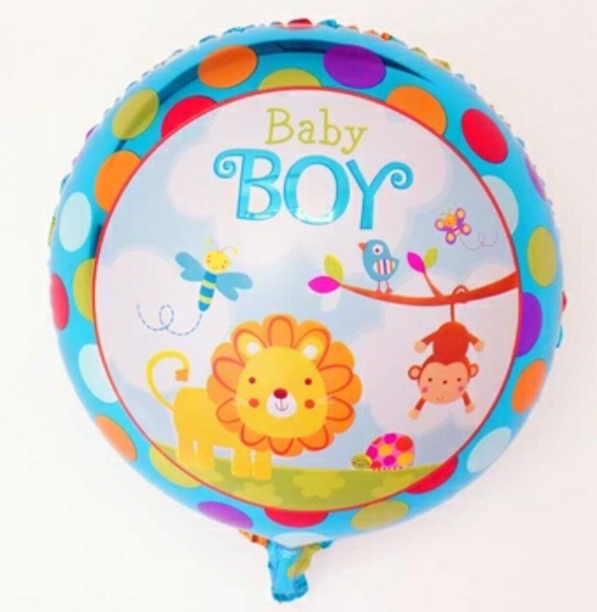 12 Globos Para Baby Shower Para Nio O Nia Us 1200 En Mercado Libre