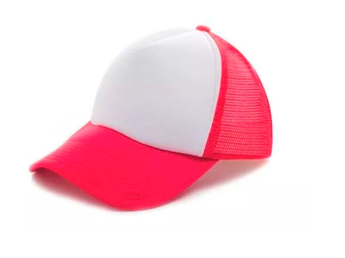 12 Gorras Modelo Red Combinada Acojinada  601 P personalizar ... 5798b5dd6ae