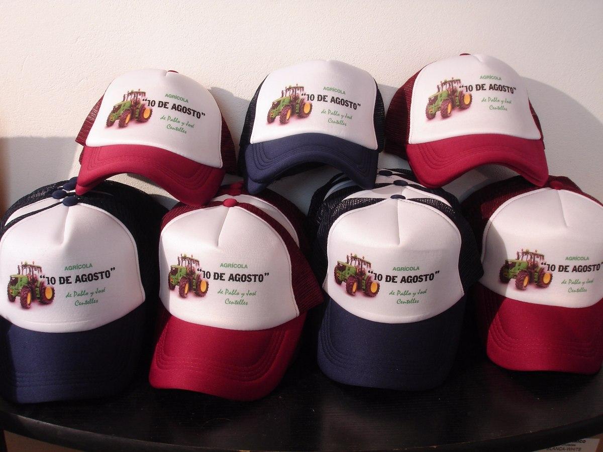 12 gorras trucker personalizadas publicidad envío gratis. Cargando zoom. b19a9adbb1d