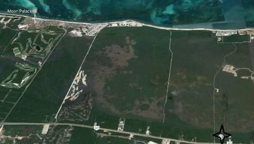 12 hectareas a orilla de carretera federal playa del carmen