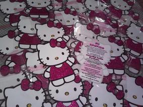 12 Invitaciones Hello Kitty