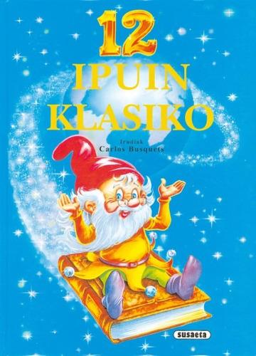 12 ipuin klasiko(libro infantil)
