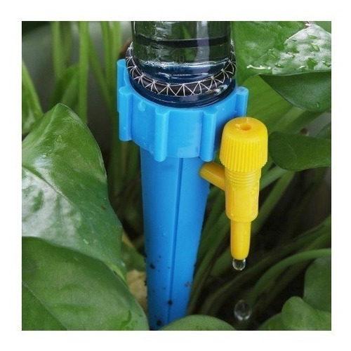 12 irrigadores por gotejamento para vasos,jardim e plantas..