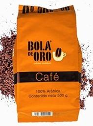 1/2 kg café bola de oro exportación