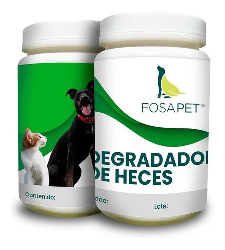 1/2 kilo catalizador heces fecales mascotas fosapet
