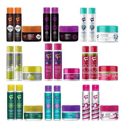 12 kit de produtos fashion cosméticos atacado 36 itens