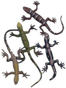 12 lagartos surtido de plástico de pvc de juguetes