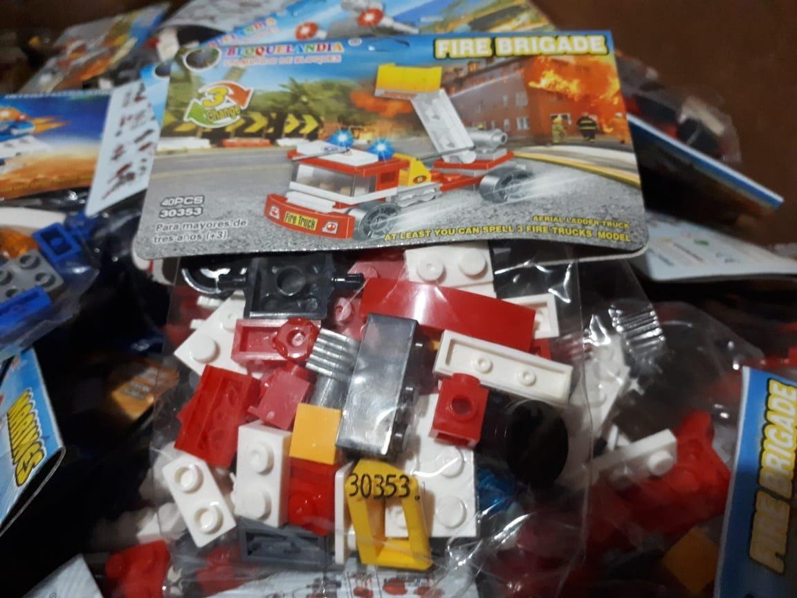 Regalo 12 Premio Cumpleaños Juguete Bloques Barato Lego trBQxshdCo
