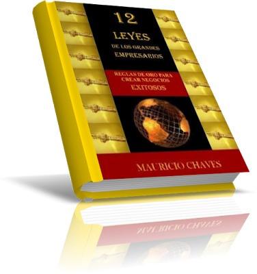 12 leyes de los grandes empresarios-libro digital+audiolibro
