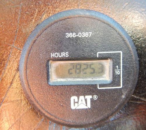 12) manipulador de materiales jcb 537153 4x4 8150 lbs 2003