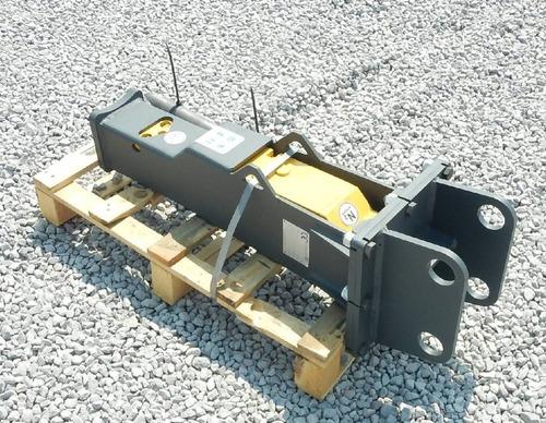 12) martillo hidraulico para miniexcavadora 3.5 - 6 ton