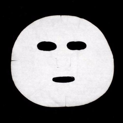 12 mascaras facial algodón para mascarillas naturales
