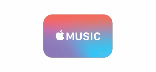 12 meses apple music code (email delivery)