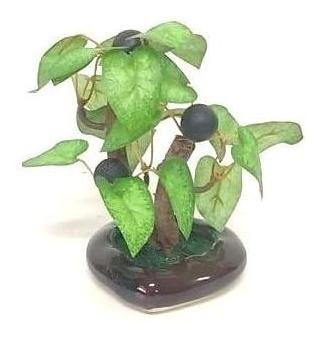 12 Mini Bonsai Japones Arvore Frutifera Artificial